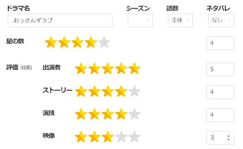 TVログ(てぃびろぐ)の口コミ投稿のやり方3