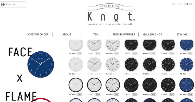 Knot(ノット)とは