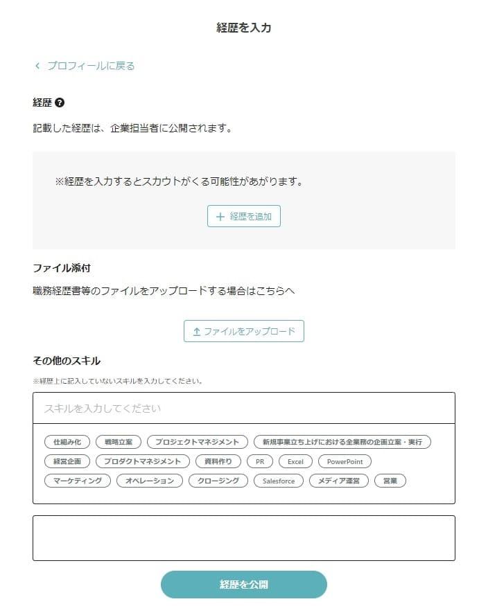CODEAL(コデアル)経歴情報